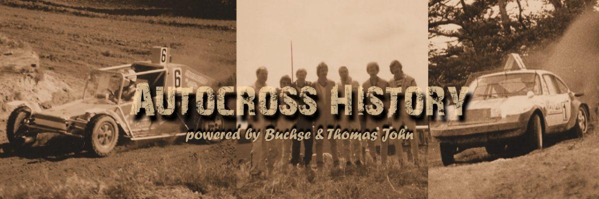 Autocross-History