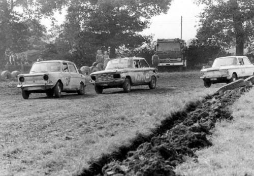 Karl Heinz Rosenkranz 1974 Herzfeld Start Nr. 140 NSU Quelle: Marc Rosenkranz