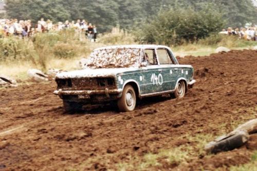 Karl Heinz Rosenkranz 1974 Oeventrop FIAT 125 Quelle: Marc Rosenkranz