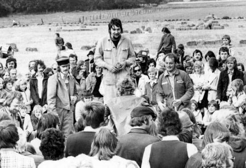 Löhne 1974 Jürgen van den Heuvel Quelle: Jürgen Wollering