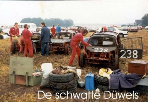 Ludwig Ekkel 1984-1987 VW Käfer