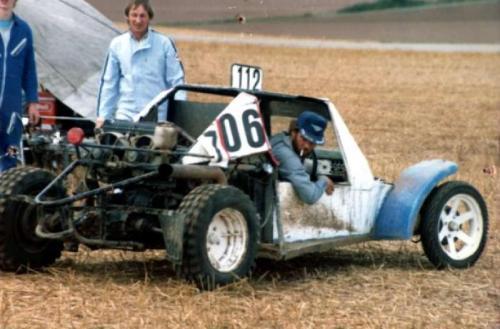 Karl Holzleitner 1983 Rheinland Meisterschaft EB Mazda RX7 Quelle: Ricky Holzleitner