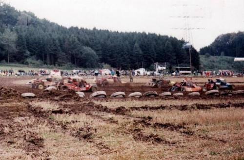 Startscene 1984 Sundern (MSC Oeventrop) Quelle: Marc Rosenkranz