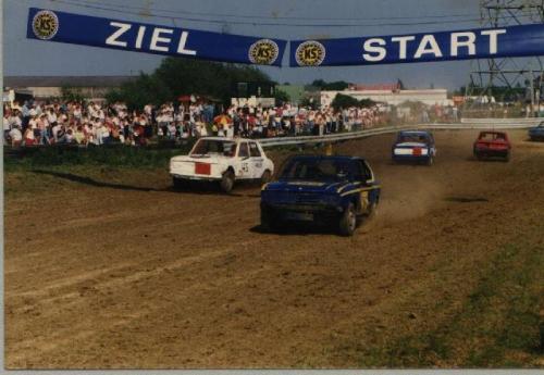 U. Spreckelmeyer 1989 Ahlen Fiat Berlinetta 1300ccm Quelle: Anja Tenti