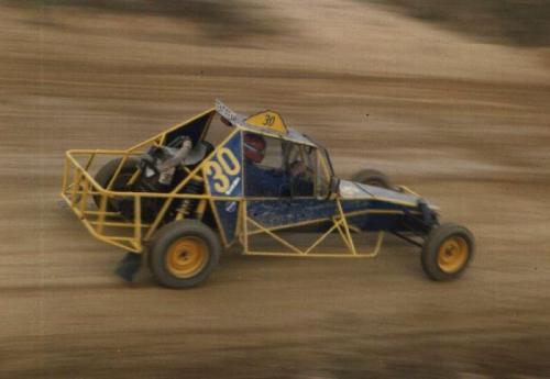 Hendrik Tenti 1989 EB 1100ccm Suzuki Quelle: Anja Tenti