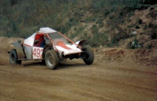 Henry Engelmann 1986 Berlin WRC Eigenbau Porsche Quelle: Mario Wittmann