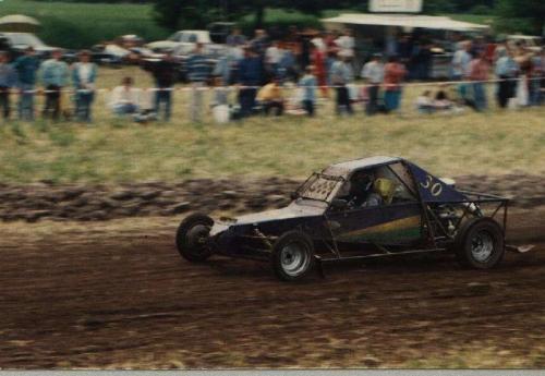 Anja Tenti 1994 EB 1000ccm Yamaha Quelle: Anja Tenti