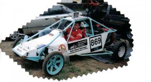 Dirk Recknagel 1993 Uelzen WRC Eigenbau VW 1300 Quelle: Mario Wittmann