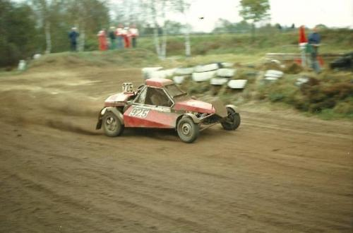 Udo Brandt 1993 Hoope Hakvoort-Audi Turbo 4x4 Quelle: Udo Brandt