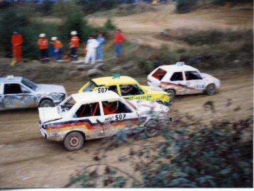 Dauborn 1995 Helmut Brickmann junior Mike Brickmann Quelle: Marc Eickel