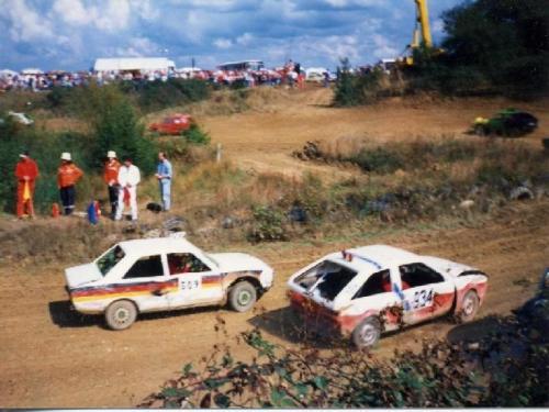 Dauborn 1995 Audi 80 Helmut Brickmann sen. Quelle: Marc Eickel