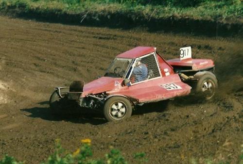 Udo Brandt 1999 Hoope WRC - BMW 4x4 Quelle: Udo Brandt