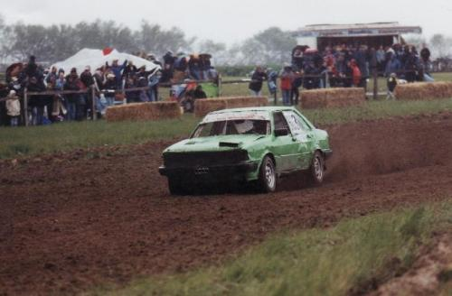 Herbert Determann Audi 80 quattro Dauborn Quelle: H. Determann