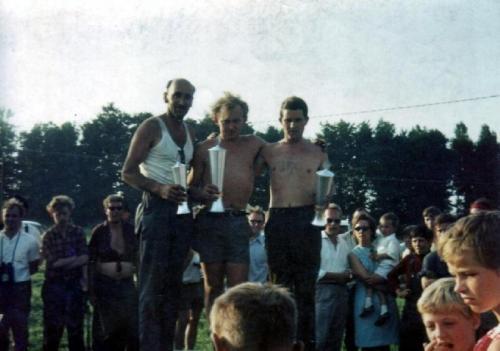 Ruber, Fuzzy Winkelmann, Jütting ca. 1969 Quelle: R. Winkelmann